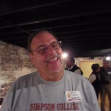 John Tinley at 2010 Simpson Reunion - Criss Gilbert
