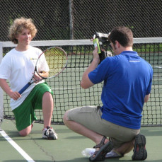 Memorial Tennis - Larry