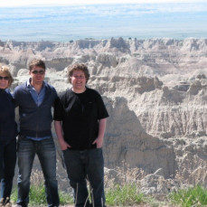 Last May in the Badlands - Larry