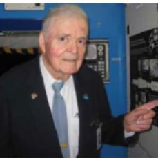 Ray was a proud docent at The Museum of Flight for over 25 years. - Carol Thomson