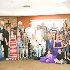 - Ricklefs Family