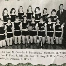 Coach - Jill Ford