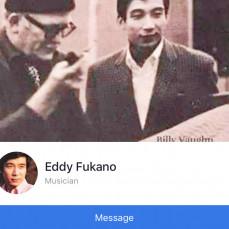 FACEBOOK: Remembering Eddy Fukano  - Fukano