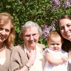 Four generations - Glenn Teschendorf