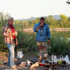 Scout Canoe Trip - Larry Herrick
