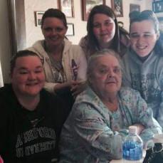 We love you grandma  - Sasha L Bodkin