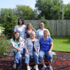 We love you always grandma - Sasha L Bodkin