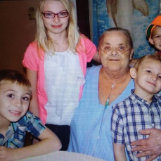 My beautiful GMA loved by so many  - Jessi Howell