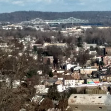 Gallipolis, Ohio. We will miss you.💗 - Deborah Adams