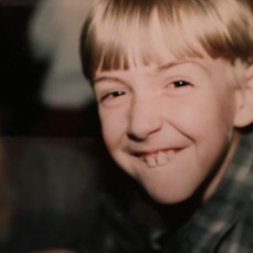 Oh, those teeth! I love looking at these old photos! - Megan