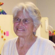 Grandma has gained her reward - Sarah Dod
