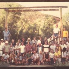 ISU Geolgoy Field Camp 1975 - criss gilbert