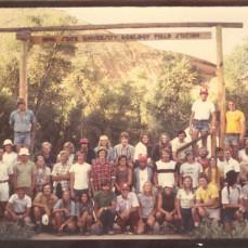 ISU Geology Field Camp 1975 - criss gilbert