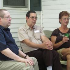 Mike,Jim,and Sandy - Robert