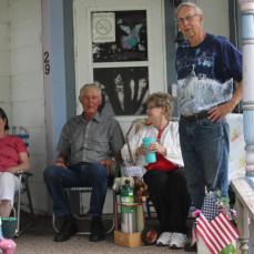 family gatherings - Valerie A Hughes