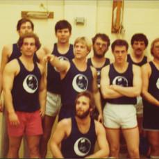 City League Basketball team 1982? - John Jablonic