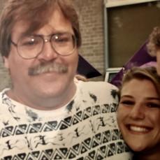 Kenny and his daughter Jenna - Pamela Nesler