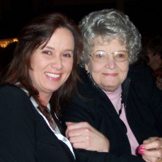 Me and Grandma - Cary Pullen
