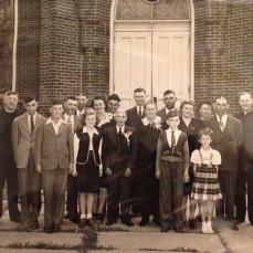 Sept 8, 1946 - Sarah Hahn