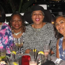 My former coworker & my Sister!! Love you Yvette!! - Brenda Providence