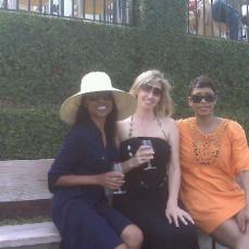 At Palm Beach Polo - Lisagaye