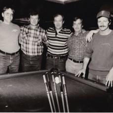 1985-1986 Modern Specialty Super League Champs - Kurt Osborn