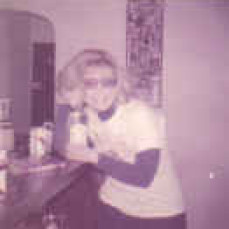 """My """"jolly jupiter"""" in Baltimore, late '60's. - Mark Smith"""