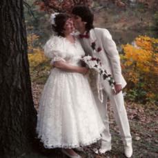 Wedding October 21, 1990 - Mark Smith