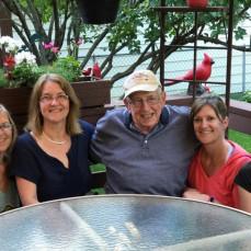Norm, Dianne, Beth, Karen & Gail - Beth Sandberg