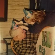 Dad being dad - Mark Pruka