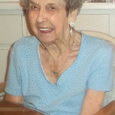 My beautiful Great Aunt Florence.   - Debbie Bell