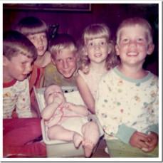 My Family and Me - Lisa Kunkel