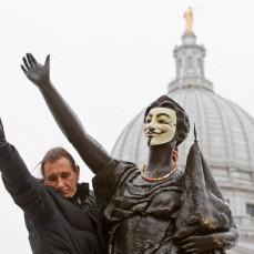 Neil as Anonymous - Xango