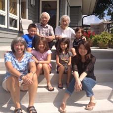 - The Kimura Family