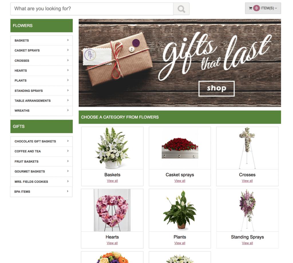 Websites | Digital Marketing for Funeral Homes | Funeral Innovations